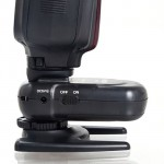 Phottix Ares Flash Trigger - Receiver - right side