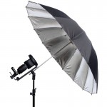 Phottix HS Speed Mount with umbrella