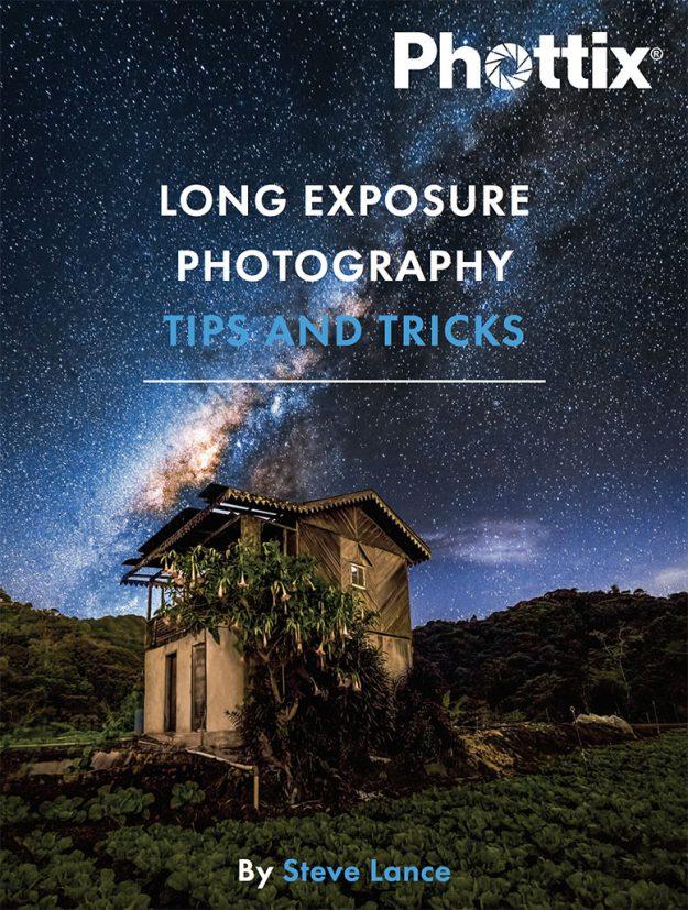 Phottix Long Exposure eBook Cover
