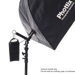 """Phottx Multi Bom 16"""", with battery pack or counterweight"""