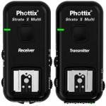 The Phottix Strato II Multi 5-in-1 Wireless Trigger Set